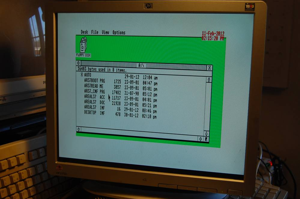 Another failed ST -> vga experiment for me :) - Page 4 - Atari-Forum
